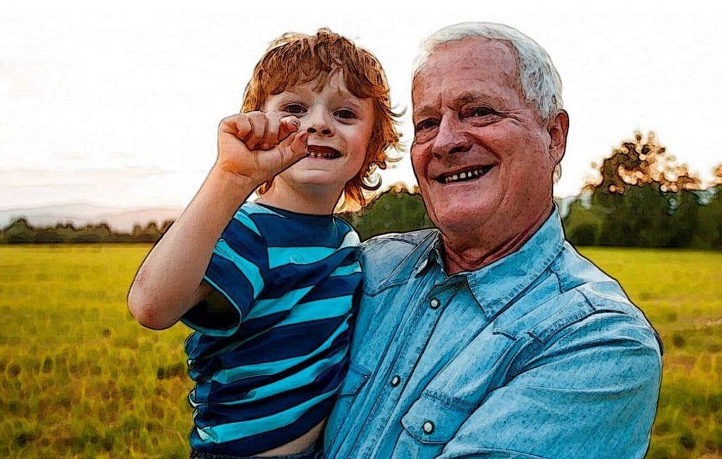 Grandfather Portuguese