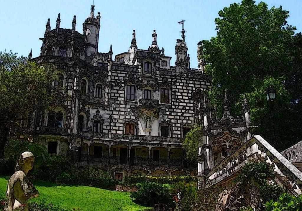 Quinta da Regaleira Picture
