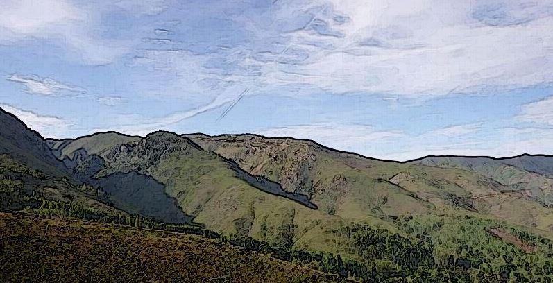 Mecário Mountain