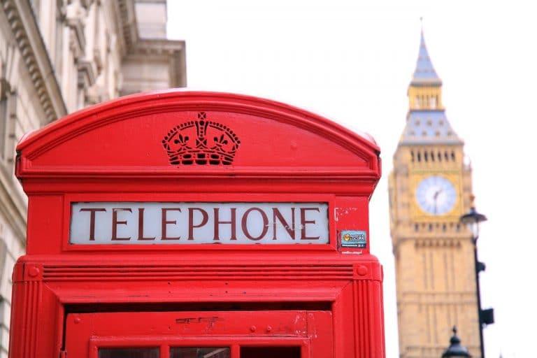 British Postcard