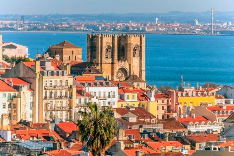 Lisbon real estate market in Portugal