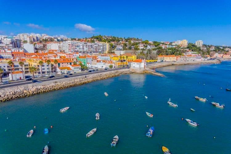 Cascais is a great place to live near Lisbon