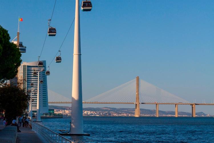 Expo Parque das Nações is a great choice living in Lisbon