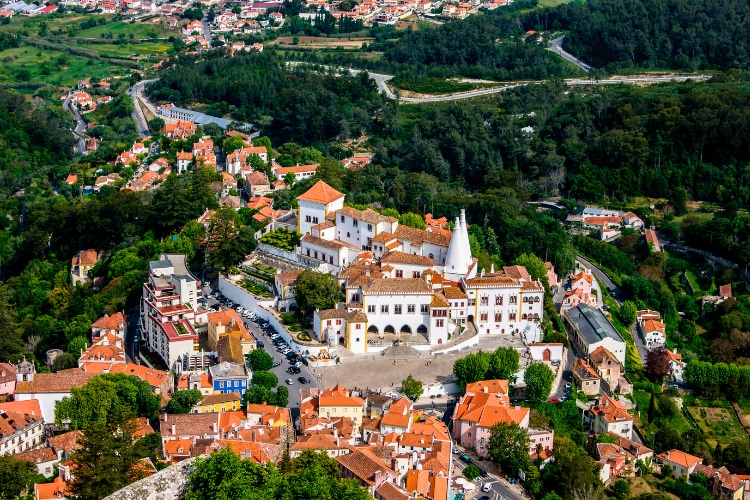 Living in Sintra near Lisbon