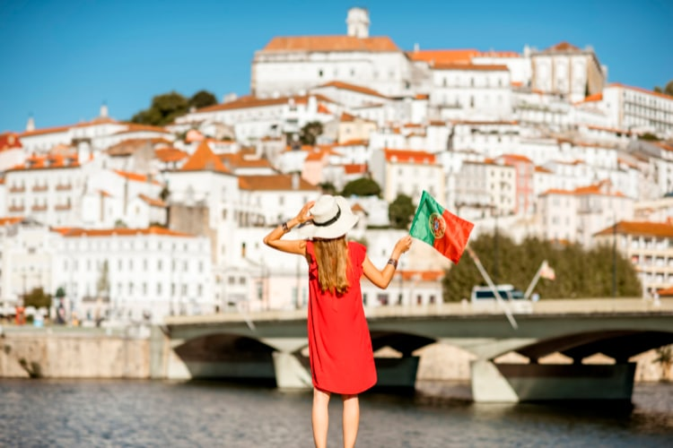 See what region of Portugal to move into